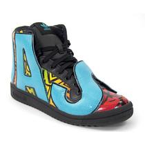 Botitas Adidas Jeremy Scott Letras / Bajo Pedido_exkarg