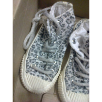 Zapatillas Grisino Animal Print Nro 23