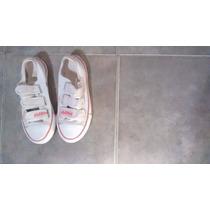 Zapatillas Narrow Con Abrojo