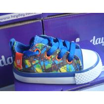 Zapatillas Hey Day Art1536 Del 17-26 Muy Lindas.