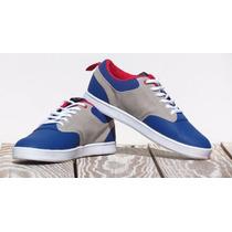Zapatillas Airwalk Coup Azul/gris !! Oferta