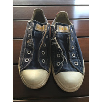 Zapatillas Converse All Star (modelo Sin Cordones)