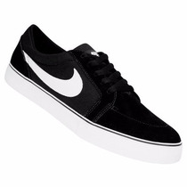 Zapatillas Nike Sb Satire 1.5 (negro+blanco) Mpis H