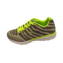 Zapatillas Running Hombre Gaelle Vega / Brand Sports