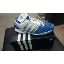Zapatillas Adidas Adipower Stabil 11. Alta Gama! Handbol.