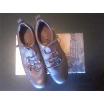 Zapatillas Mujer Zapatos Mujer Cuero Cardón Nuevas Único Par