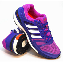 Zapatillas Adidas Modelo Running Boost Supernova Sequence 7