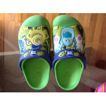 Crocs Monsters Inc N* 12/13 Talle 33 De Chicos