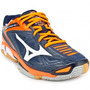 Zapatillas Voley Mizuno Stealth 3 Handball Indoor Dist.ofic.