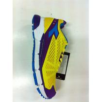 Zapatillas Diadora N-4100-1 W Running Gym Envíos Pais