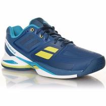 Zapatillas Babolat Propulse Team Bpm Azules Tenis/padel