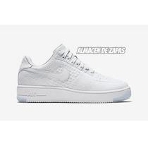 Zapatillas Nike Air Force 1 Ultra Flyknit Low White