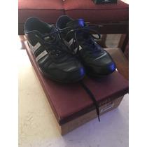 Zapatillas Gola Cuero Negras Talle 41 - Impecables!!