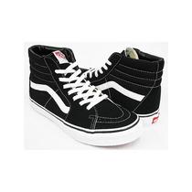 Zapatillas Vans Sk8 Hi Black