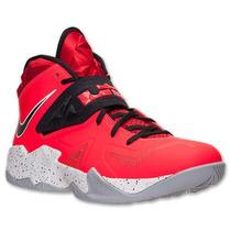 Zapatillas Basquet Nike Lebron Soldier Talles Del 43 Al 45!