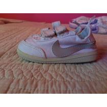 Zapatillas Marca Lona Nene Bebe Talle 20