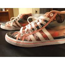 Zapatillas Adidas Botitas. Talle Us:6