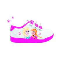Zapatillas Frozen Disney Anna Elsa Con Luz