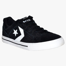 Zapatillas Converse Gates Ox Black / White