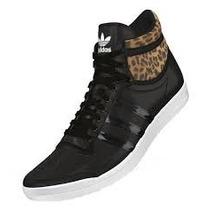 Botitas Adidas Top Ten Hi Sleek Mujer / Brand Sports