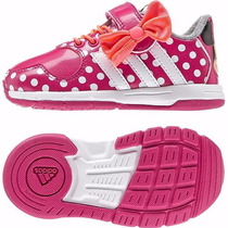 Zapatillas Adidas Minnie Velcro Bebé Envio Gratis / Brand