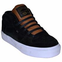 Zapatillas Rusty Yogen Blackwood Hombre Skate Rz000621