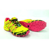 Zapatilla Trekking Knup (= Salomon Speedcross) Exc Cal 2450