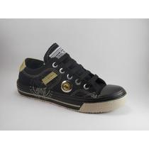 Zapatillas De Lona Lote De 6 Pares Fio Calzados Art4702