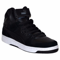 Zapatillas Puma Rebound Street Sd Black 35823708