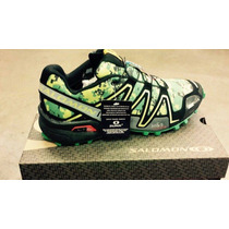Salomon Speedcross 3 Camo 2016