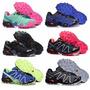 Zapatillas Salomon Speedcross3 Orig En Caja - Hombre Y Mujer