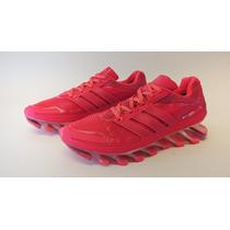 Zapatillas Adidas Springblade Hombre Y Mujer Nuevas En Caja!