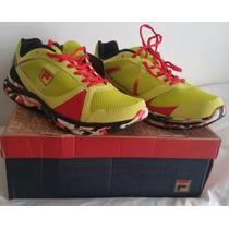 Zapatillas Fila Talle 41 9 Usa 27cm Gym Crossfit