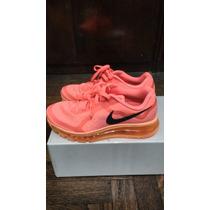 Zapatillas Nike Air Max 2014 Mujer. Nuevas Sin Uso.