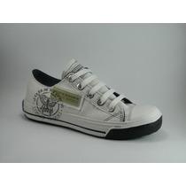 Zapatillas De Lona John Stone Fio Calzados Art4432