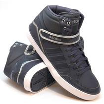 Zapatillas Adidas Modelo Urban Neo Bb City Mid Color Gris