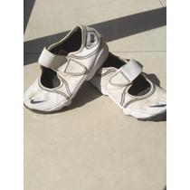 Zapatillas Nike Con Dedo Separado Importadas Usa 7 Cm 24