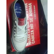 Zapatillas Dunlop Blancas
