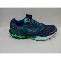 Fila Zapatillas De Running Para Hombres Talles 42 Y 44