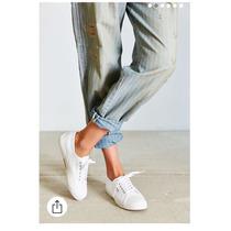 Superga Zapatillas Mujer Blancas