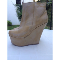 Botin 39 Super Altos Plataforma Lady Gaga