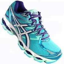 Nuevas Zapatillas Running Asics Gel Evate 3 Women Envios