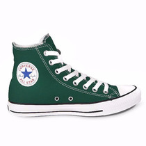 Zapatillas Botitas Chuck Taylor All Star Ii Verde