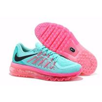 Zapatillas Nike Air Max 2015 Original Running Hombre Mujer