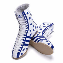 Botitas Adidas Originals Js Star Boot Cuero Mcvent.club