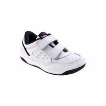 Topper X Forcer Kids Velcro 25 Al 34 -cuero- Colegial