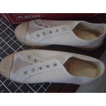 Zapatillas Flecha Retro De Los Año 80 - Nuevas