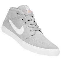 Nike Suketo Mid Suede Zapatillas Urbanas Negras Pana
