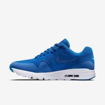Zapatillas Nike Air Max Ultra Moire Color Azul. En Caja.