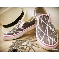 Zapatillas Mujer Zona Sur Panchas
